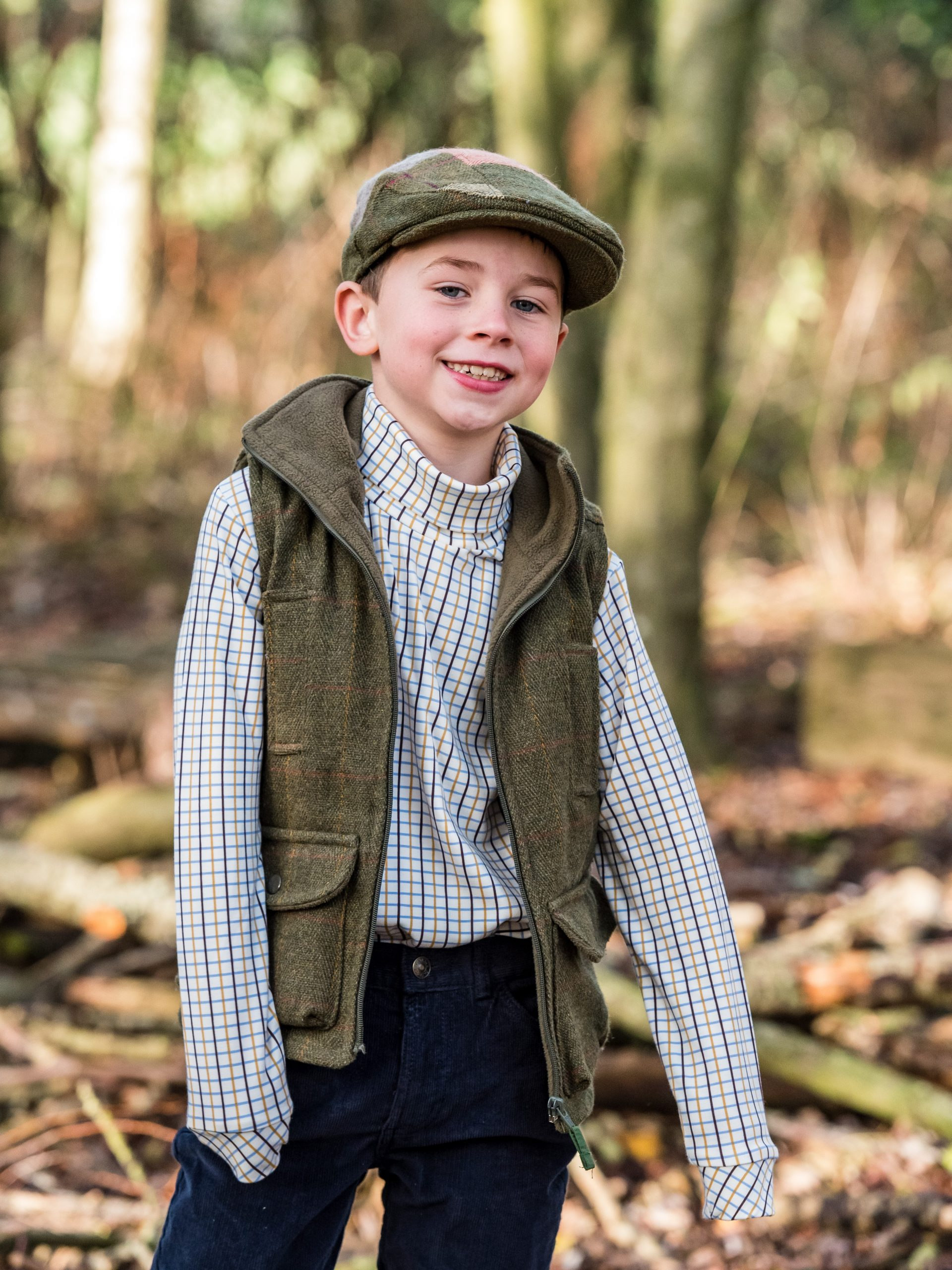 childrens shooting clothes