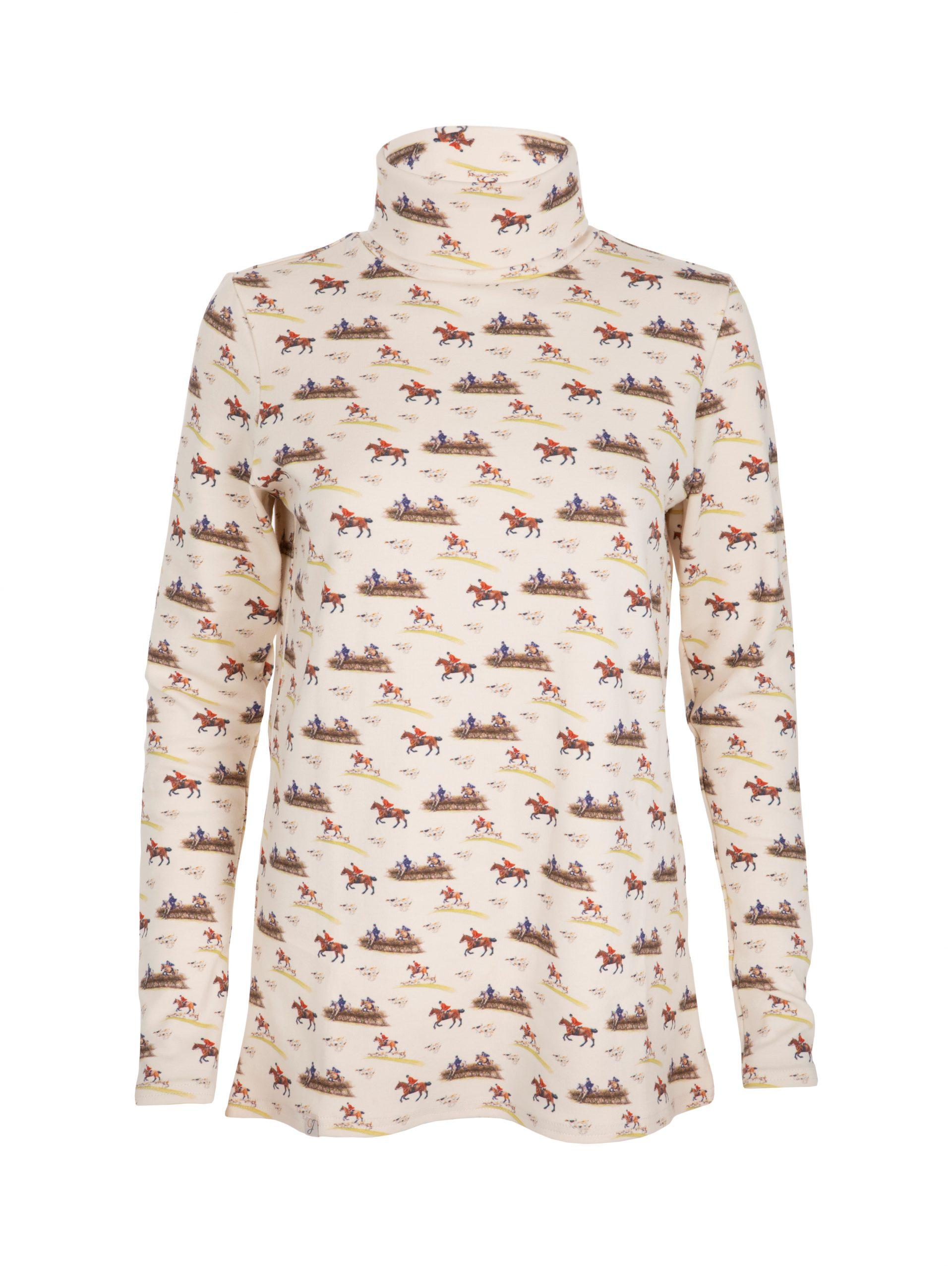 hunting scene clothing