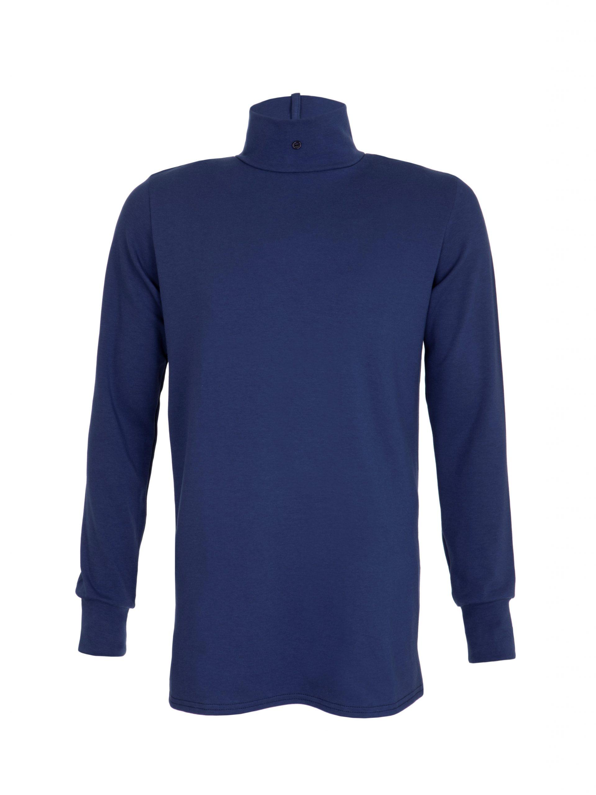 blue winter stock shirt